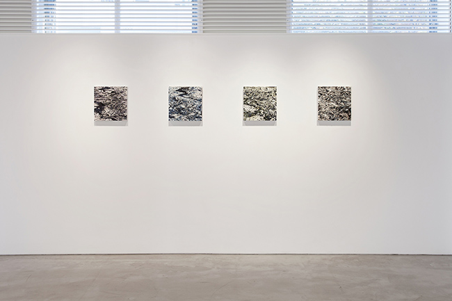 Installation view, artwork: Anne Kagioka Rigoulet