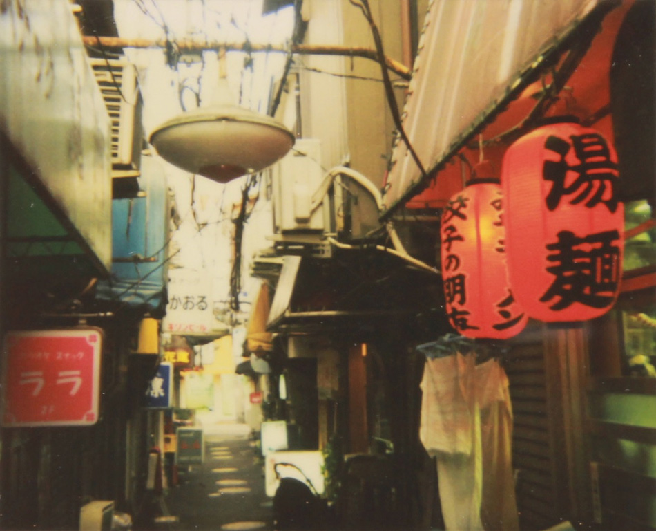 Daido Moriyama, Untitled from 'Bye-bye Polaroid', 2008,