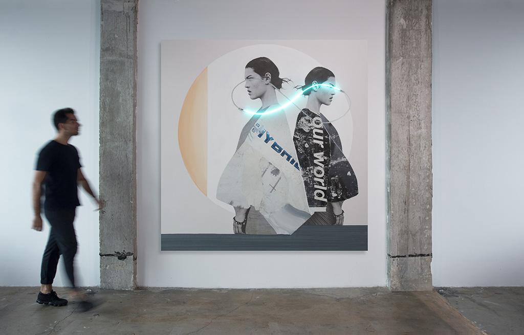 Javier Martin artist portrait