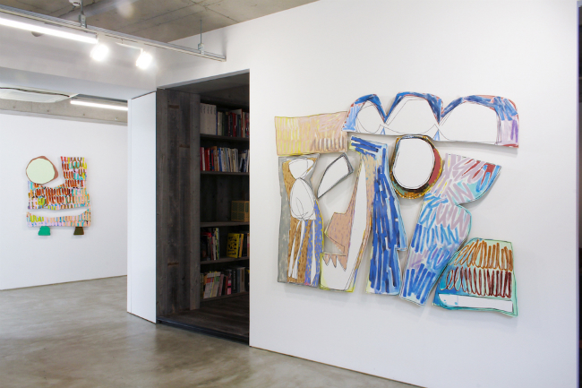 Installation view, artwork: Justine Hill