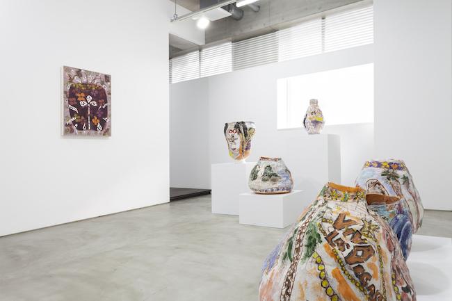 Installation view, artwork: Jennifer Rochlin