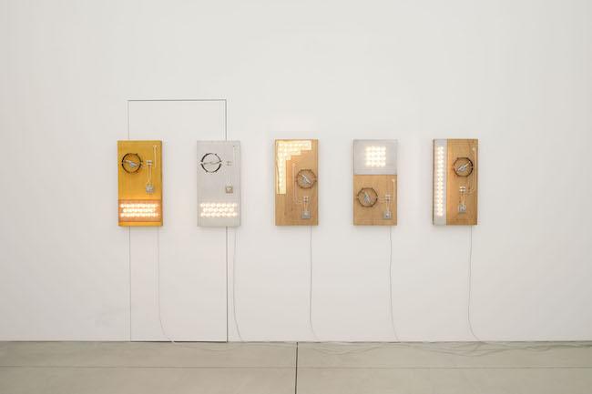 Installation view, artwork: Satoru Tamura