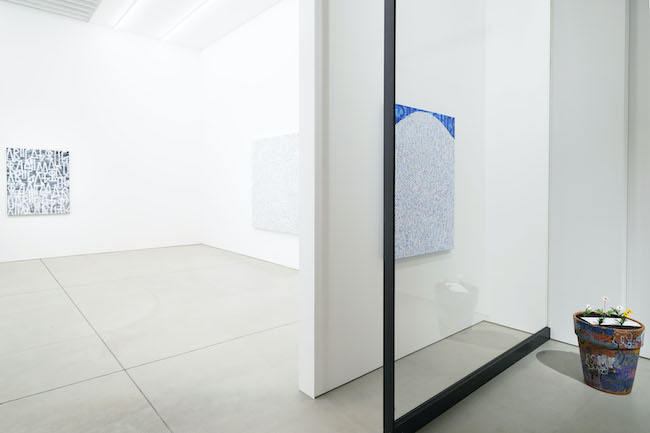Installation view, artwork, left to right: baanai; Takuro Tamura