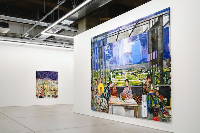 Installation view, artwork: Marius Bercea