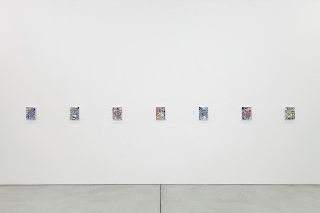 Installation view, artwork: Anne Kagioka Rigoulet