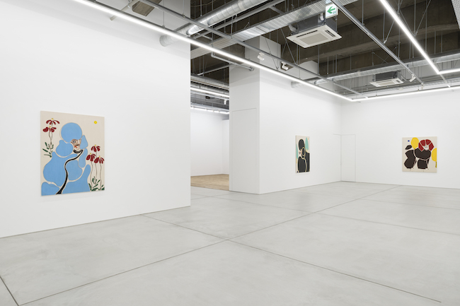 Installation view, artwork: Susumu Kamijo