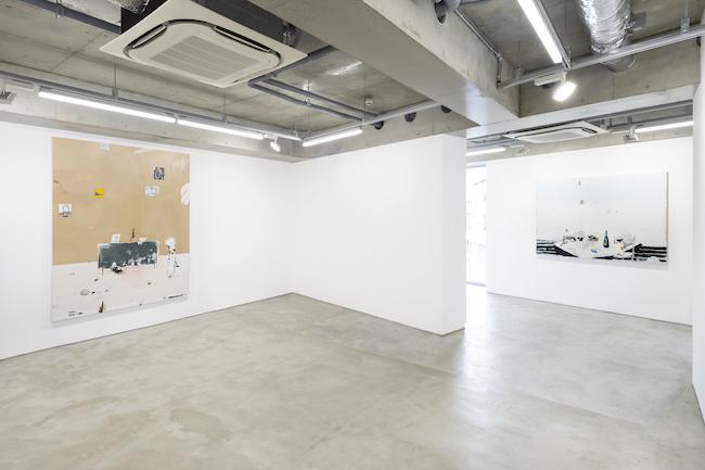 Installation view, artwork: Brian Harte