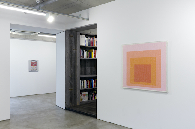 Installation view, artwork: Tammi Campbell, MAKI Gallery / Omotesando, Tokyo