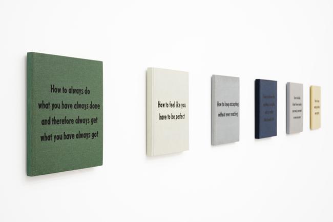 Installation view, artwork: Johan Deckmann